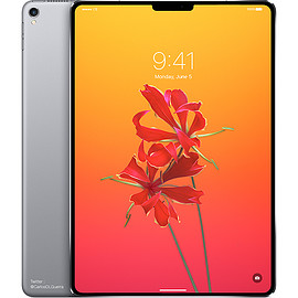 Apple - iPad Pro (2018?)