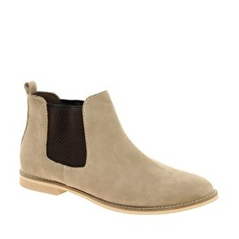 asos - ABACUS Suede Chelsea Ankle Boots