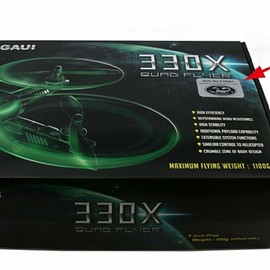 GAUI - 330X-S Quad-Flyer