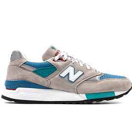 New Balance - M998CSB DISTINCT USA - GREY / RED / BLUE