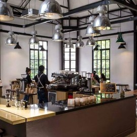 Ho Chi Minh, ベトナム, ホーチミン - The Workshop Cafe