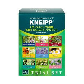 Kneipp - trial set