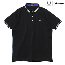 FRED PERRY×atmos - TIPPED POLO