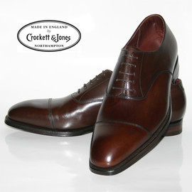 CROCKETT&JONES - AUDLEY dark brown