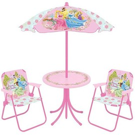 Disney - Princess 4-Piece Patio Set