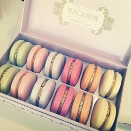 Chambre de Sucre - Whimsical Macaron Jewel Boxes