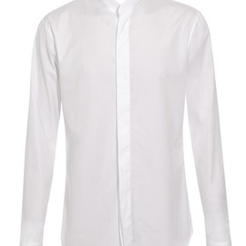 DIOR HOMME - FW11: Cotton Shirt