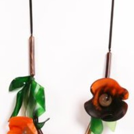 MARNI - MARNI FLOWER NECKLACE