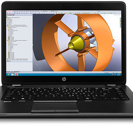 HP - HP ZBook 14 Mobile workstation