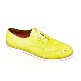 Del Toro - Neon Yellow 3M Wingtip