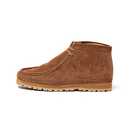 nonnative - STROLLER MOC SHOES MID COW LEATHER