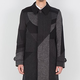 ANREALAGE - ANREALAGE | PW PANEL COAT