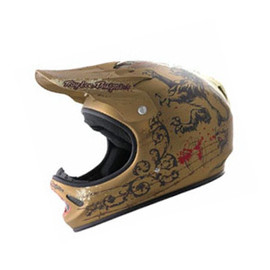 "Troy Lee Designs  - D2 ""Rustic Gold"""
