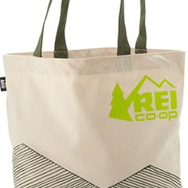 REI - Medium Logo Tote