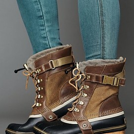 Sorel - Conquest Weather Boot