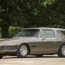 FERRARI - 330 GT '2+2 SHOOTING BRAKE' luigi chinetti vignale custom coachwork