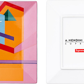 Supreme - Ceramic Mendini Tray