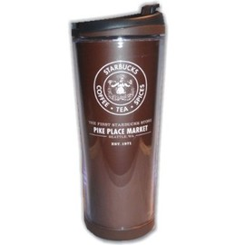 Starbucks Coffee - TUMBLER PIKE PLACE 2008 16oz