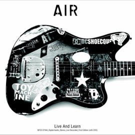 AIR - Live And Learn (初回限定盤)(DVD付)