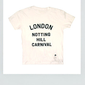 Jazzy Sport - Jazzcats/LONDON NOTTING HILL TEE/WHITE