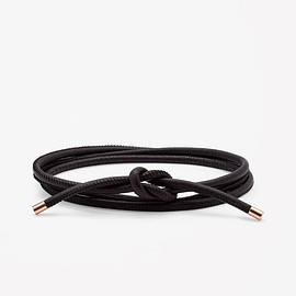 COS - Tie-up leather belt