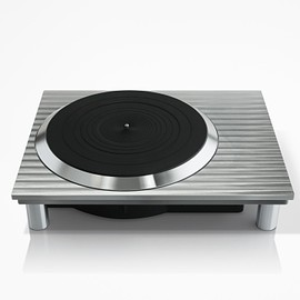 Technics - Direct Drive Analog Turntable (Prototype)