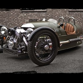 MORGAN - 2011 Morgan 3 Wheeler Threewheeler