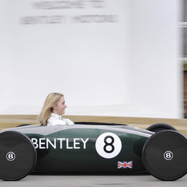 Bentley - Electric Racing Car