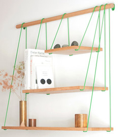 Simple & Easy-to-Assemble 3-Shelf Wall Set