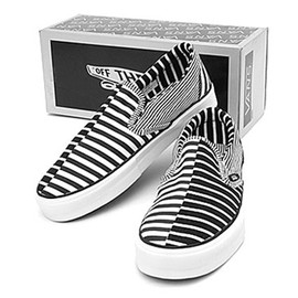Vans Vault - Striped Slip On LX
