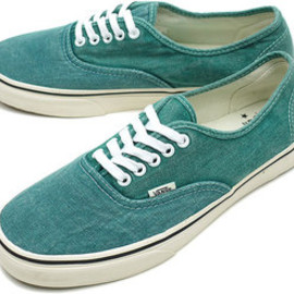 VANS CALIFORNIA - AUTHENTIC DECONCA