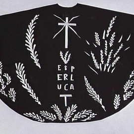 Henri Matisse - Black Chasuble