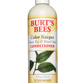BURT'S BEES - Color Keeper Green Tea & Fennel Seed Conditioner