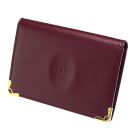 Cartier - MUST DE CARTIER BUSINESS/CREDIT CARD HOLDER