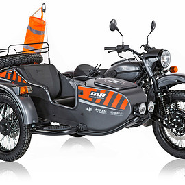 Ural - Air Limited Edition ドローン標準装備