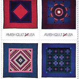 USPS - stamps/ Amish Quilt