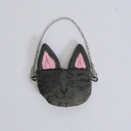 benjamin - benjamin cat face mini bag