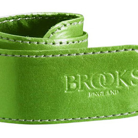 BROOKS - TROUSER STRAP/Apple Green