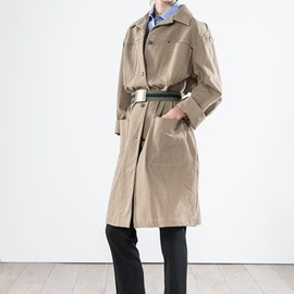 VANESSA BURNO - Coat, 2015 Spring and Summer Collection