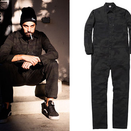 Supreme - Adam Kimmel x Supreme   Cotton Twill Jumpsuit