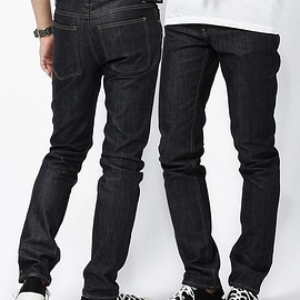CHEAP MONDAY - CHEAP MONDAY / TIGHT BLUE DRY DENIM