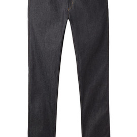 Acne - MAX SOFT RAW SLIM-FIT JEANS