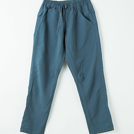 山と道 - 5-Pockets Long Pants(Slate Blue)