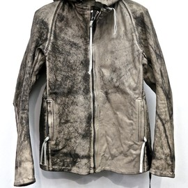 Boris Bidjan Saberi - Distressed Buffalo Leather