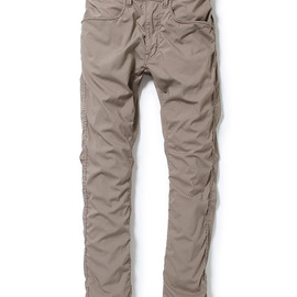nonnative - DWELLER 5P JEANS TIGHT FIT - R/P WEATHER STRETCH