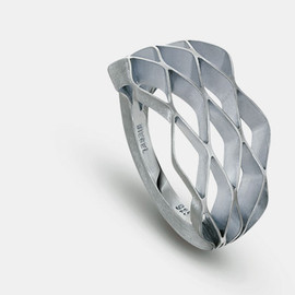 Benjamin Hubert with Biegel - Cell Jewellery/Ring