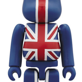 BE@RBRICK - UNION JACK 100%