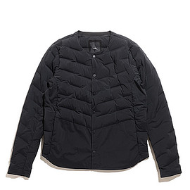 DESCENTE ALLTERRAIN - D.I.S. Down L/S Shirt-BK