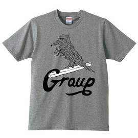group_inou - Group T-shirts (GRAY)
