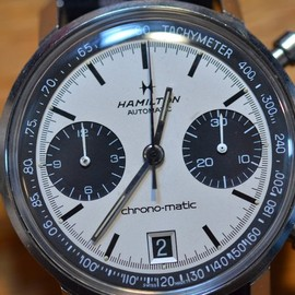Hamilton  - Hamilton Chronomatic From 1969